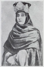 Illustration 103: M.N. Ermolova (1853-1928) as Marfa, mother of Tsarevich Dimitrij