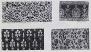 Illustration 285: Examples of Persian fabric