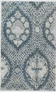 Color Plate 5: Eastern fabric, 16th century