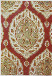 Color Plate 6: Turkish fabric, 16th century