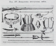 Illustration 225: Weapons of Foreign Troops