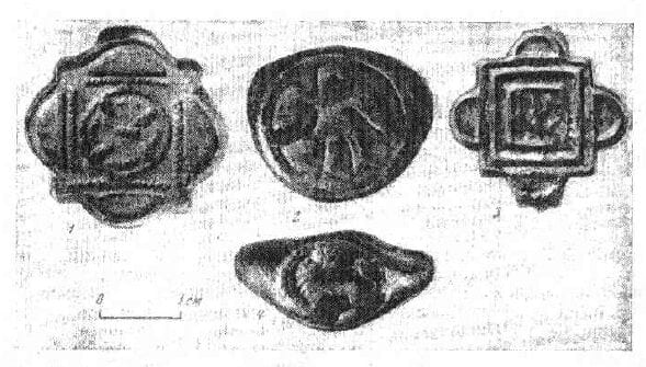Jewelry Of Medieval Novgorod (10th-15th centuries): Rings