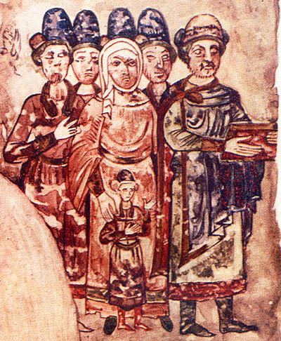 Depictions of the Russian Royal Family in 11th-century Miniatures (Part II)